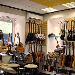 Музыкальные магазины Кондопоги