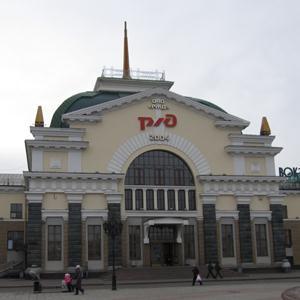 Железнодорожные вокзалы Кондопоги